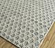 Jaipur Rugs - Flat Weave Wool Green PDWL-433 Area Rug Floorshot - RUG1098164