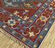 Jaipur Rugs - Flat Weave Wool Grey and Black PDWL-442 Area Rug Floorshot - RUG1098484