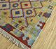 Jaipur Rugs - Flat Weave Wool Multi PDWL-459 Area Rug Floorshot - RUG1098504