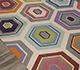 Jaipur Rugs - Flat Weave Wool Ivory PDWL-5101 Area Rug Floorshot - RUG1056315