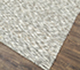 Jaipur Rugs - Flat Weave Wool and Viscose Ivory PDWV-23 Area Rug Floorshot - RUG1075486