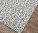 Jaipur Rugs - Flat Weave Wool and Viscose Ivory PDWV-24 Area Rug Floorshot - RUG1075487