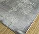 Jaipur Rugs - Hand Loom Viscose Grey and Black PHPV-124 Area Rug Floorshot - RUG1098461