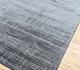 Jaipur Rugs - Hand Loom Viscose Grey and Black PHPV-20 Area Rug Floorshot - RUG1091273