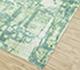 Jaipur Rugs - Hand Loom Viscose Green PHPV-99 Area Rug Floorshot - RUG1101852