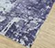 Jaipur Rugs - Hand Loom Viscose Blue PHPV-99 Area Rug Floorshot - RUG1084221