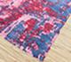 Jaipur Rugs - Hand Loom Viscose Pink and Purple PHPV-99 Area Rug Floorshot - RUG1084223