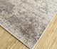 Jaipur Rugs - Hand Loom Wool and Bamboo Silk Red and Orange PHWB-23 Area Rug Floorshot - RUG1098441