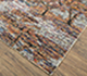 Jaipur Rugs - Hand Knotted Chocho Silk Red and Orange PKCS-18 Area Rug Floorshot - RUG1077682