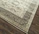 Jaipur Rugs - Hand Knotted Silk Beige and Brown PKPS-32 Area Rug Floorshot - RUG1084422