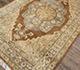 Jaipur Rugs - Hand Knotted Wool Red and Orange PKWL-2109 Area Rug Floorshot - RUG1075787