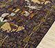 Jaipur Rugs - Hand Knotted Wool Blue PKWL-488 Area Rug Floorshot - RUG1087501