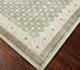 Jaipur Rugs - Hand Knotted Wool Blue PKWL-5106 Area Rug Floorshot - RUG1060228