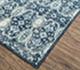 Jaipur Rugs - Hand Knotted Wool Blue PKWL-5108 Area Rug Floorshot - RUG1074973