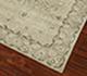 Jaipur Rugs - Hand Knotted Wool Ivory PKWL-6202 Area Rug Floorshot - RUG1059561