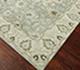Jaipur Rugs - Hand Knotted Wool Blue PKWL-6202 Area Rug Floorshot - RUG1056521