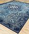 Jaipur Rugs - Hand Knotted Wool Blue PKWL-8002 Area Rug Floorshot - RUG1101152