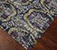 Jaipur Rugs - Hand Knotted Wool Blue PKWL-8003 Area Rug Floorshot - RUG1063630