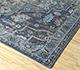 Jaipur Rugs - Hand Knotted Wool Blue PKWL-8023 Area Rug Floorshot - RUG1095027