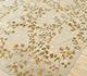 Jaipur Rugs - Hand Knotted Wool and Silk Beige and Brown PKWS-382 Area Rug Floorshot - RUG1091188