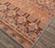 Jaipur Rugs - Hand Knotted Wool and Silk Grey and Black PKWS-454 Area Rug Floorshot - RUG1069638