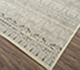 Jaipur Rugs - Hand Knotted Wool and Silk Ivory PKWS-454 Area Rug Floorshot - RUG1070035