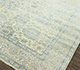 Jaipur Rugs - Hand Knotted Wool and Silk Ivory PKWS-464 Area Rug Floorshot - RUG1084448