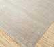 Jaipur Rugs - Hand Knotted Wool and Silk Grey and Black PKWS-473 Area Rug Floorshot - RUG1091186