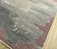 Jaipur Rugs - Hand Knotted Wool and Silk Grey and Black PKWS-484 Area Rug Floorshot - RUG1110920