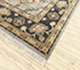 Jaipur Rugs - Hand Knotted Wool Beige and Brown PRT-06 Area Rug Floorshot - RUG1077746