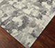 Jaipur Rugs - Hand Knotted Wool and Silk Ivory QM-701 Area Rug Floorshot - RUG1061827