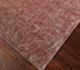 Jaipur Rugs - Hand Knotted Wool and Silk Pink and Purple QM-702 Area Rug Floorshot - RUG1074567