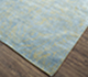 Jaipur Rugs - Hand Knotted Wool and Silk Gold QM-702 Area Rug Floorshot - RUG1076078