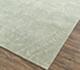 Jaipur Rugs - Hand Knotted Wool and Silk Ivory QM-702 Area Rug Floorshot - RUG1085254