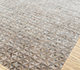 Jaipur Rugs - Hand Knotted Wool and Silk Grey and Black QM-703 Area Rug Floorshot - RUG1079272
