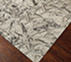 Jaipur Rugs - Hand Knotted Wool and Silk Ivory QM-705 Area Rug Floorshot - RUG1063569