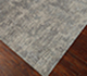 Jaipur Rugs - Hand Knotted Wool and Silk Grey and Black QM-709 Area Rug Floorshot - RUG1061835