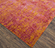 Jaipur Rugs - Hand Knotted Wool and Silk Beige and Brown QM-709 Area Rug Floorshot - RUG1070501