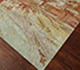 Jaipur Rugs - Hand Knotted Wool and Silk Ivory QM-715 Area Rug Floorshot - RUG1066034