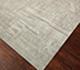 Jaipur Rugs - Hand Knotted Wool and Silk Ivory QM-716 Area Rug Floorshot - RUG1066079