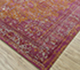 Jaipur Rugs - Hand Knotted Wool and Silk Beige and Brown QM-901 Area Rug Floorshot - RUG1065480