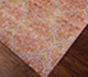 Jaipur Rugs - Hand Knotted Wool and Silk Gold QM-903 Area Rug Floorshot - RUG1061171