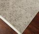 Jaipur Rugs - Hand Knotted Wool and Silk Ivory QM-903 Area Rug Floorshot - RUG1064804