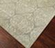 Jaipur Rugs - Hand Knotted Wool and Silk Blue QM-903 Area Rug Floorshot - RUG1066038