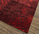 Jaipur Rugs - Hand Knotted Wool and Silk Red and Orange QM-951 Area Rug Floorshot - RUG1079800