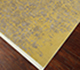 Jaipur Rugs - Hand Knotted Wool and Silk Gold QM-952 Area Rug Floorshot - RUG1069935