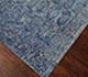 Jaipur Rugs - Hand Knotted Wool and Silk Blue QM-953 Area Rug Floorshot - RUG1061875
