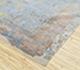 Jaipur Rugs - Hand Knotted Wool and Silk Blue QM-956 Area Rug Floorshot - RUG1079929