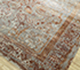 Jaipur Rugs - Hand Knotted Wool and Silk Grey and Black QM-957 Area Rug Floorshot - RUG1079433