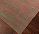 Jaipur Rugs - Hand Knotted Wool and Silk Pink and Purple QM-958 Area Rug Floorshot - RUG1061629